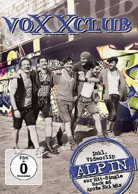 Cover VoXXclub - Alpin. [DVD]